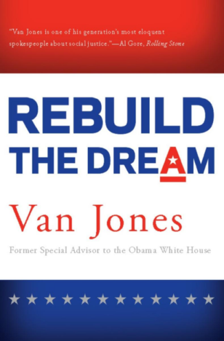 Rebuild The Dream - Book