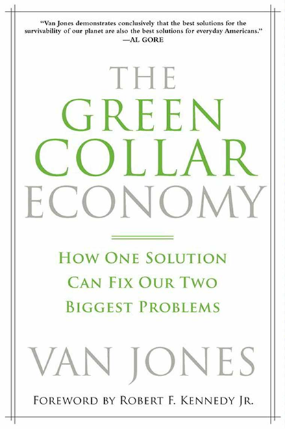 The Green Collar Economy - Book