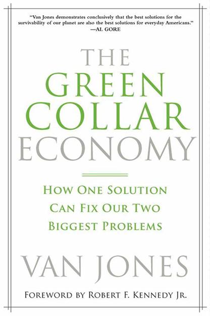 The Green Collar Economy - Book